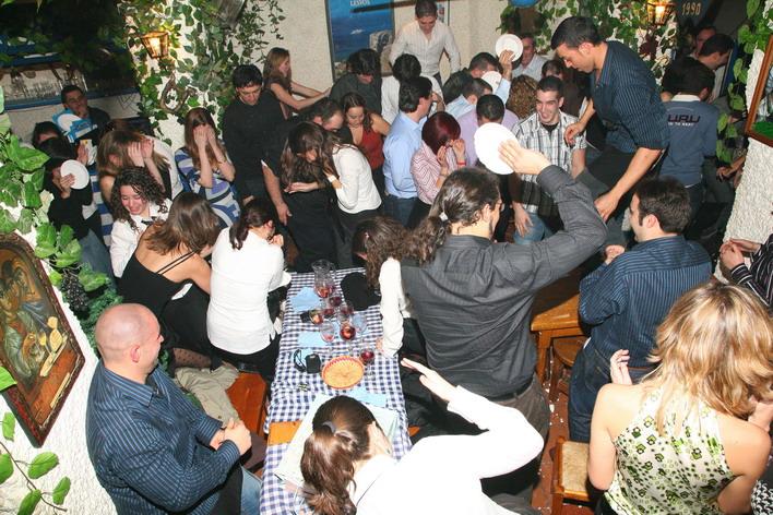 Baile griego Taberna Griega